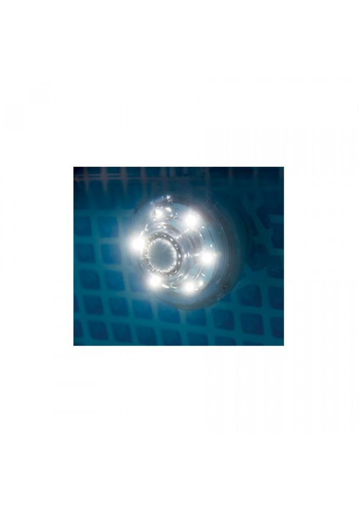 Lampe hydro électrique