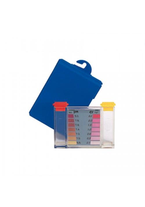 Analyse ph/chlore DPD 10 pastilles