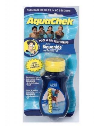 Bandelettes Aquacheck bleu...