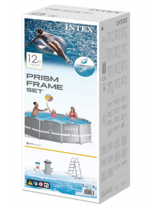 Piscine Prism Frame Set Intex
